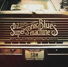 Supersonic Blues Machine: West Of Flushing, South Of Frisco, CD