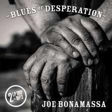 Joe Bonamassa: Blues Of Desperation (180g), 2 LPs