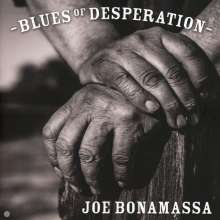 Joe Bonamassa: Blues Of Desperation, CD
