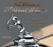 The Rides (Stephen Stills, Kenny Wayne Shepherd  & Barry Goldberg): Pierced Arrow (Deluxe-Edition), CD