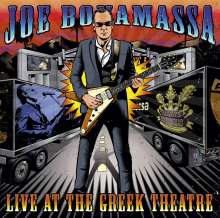 Joe Bonamassa: Live At The Greek Theatre, 2 CDs