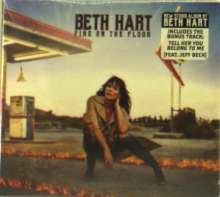 Beth Hart: Fire On The Floor +1, CD