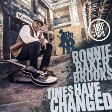 Ronnie Baker Brooks: Times Have Changed (180g), LP