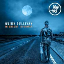 Quinn Sullivan: Midnight Highway (180g), LP