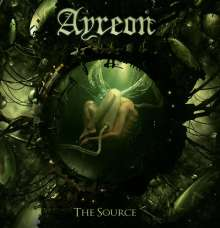 Ayreon: The Source (Limited-Earbook-Edition), 5 CDs