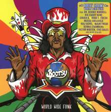 "William ""Bootsy"" Collins: World Wide Funk, CD"