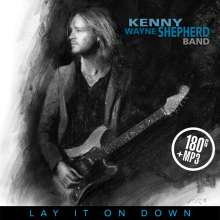Kenny Wayne Shepherd: Lay It On Down (180g), LP