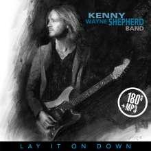 Kenny Wayne Shepherd: Lay It On Down (180g) (Limited-Edition) (Blue Vinyl), LP