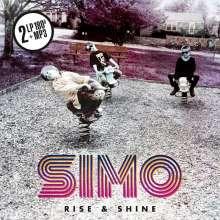 SIMO (Bluesrock): Rise & Shine (180g), 2 LPs
