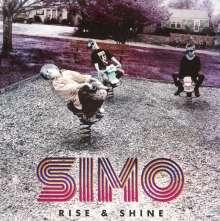 SIMO (Bluesrock): Rise & Shine, CD
