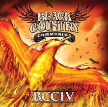 Black Country Communion: BCCIV, CD
