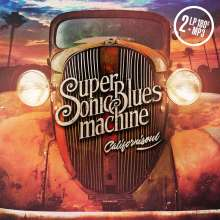 Supersonic Blues Machine: Californisoul (180g), 2 LPs
