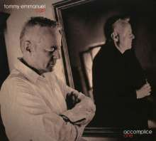 Tommy Emmanuel: Accomplice One, CD