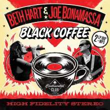 Beth Hart & Joe Bonamassa: Black Coffee (180g), 2 LPs