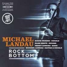 Michael Landau: Rock Bottom (180g), LP