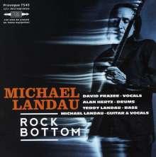 Michael Landau: Rock Bottom, CD