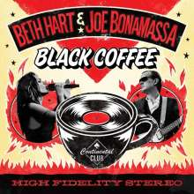 Beth Hart & Joe Bonamassa: Black Coffee (Limited-Edition), CD