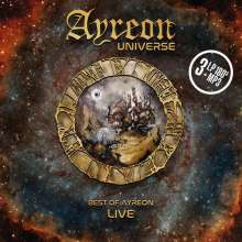 Ayreon: Ayreon Universe - Best Of Ayreon Live (180g) (Limited-Edition), 3 LPs