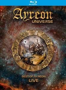 Ayreon: Ayreon Universe - Best Of Ayreon Live, Blu-ray Disc