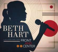 Beth Hart: Front And Center - Live From New York, CD