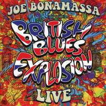 Joe Bonamassa: British Blues Explosion Live, 2 CDs