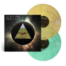 Gov't Mule: Dark Side Of The Mule (180g) (Limited-Edition) (Translucent Brown & Green Marbled Vinyl), 2 LPs