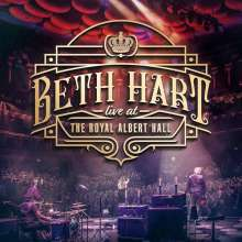 Beth Hart: Live At The Royal Albert Hall (180g) (Limited-Edition) (Red Vinyl), 3 LPs