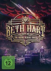 Beth Hart: Live At The Royal Albert Hall, DVD