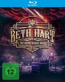 Beth Hart: Live At The Royal Albert Hall, Blu-ray Disc
