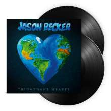 Jason Becker: Triumphant Hearts (180g), 2 LPs