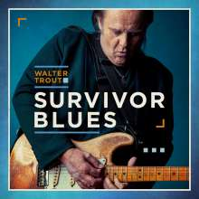 Walter Trout: Survivor Blues (180g), 2 LPs