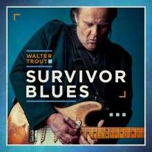 Walter Trout: Survivor Blues (180g) (Limited-Edition) (Orange Vinyl), 2 LPs