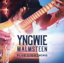 Yngwie Malmsteen: Blue Lightning, CD