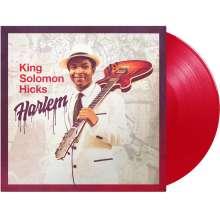 """King"" Solomon Hicks: Harlem (180g) (Limited Edition) (Translucent Red Vinyl), LP"