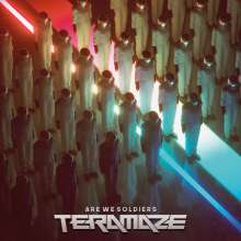 Teramaze: Are We Soldiers, CD