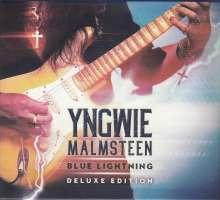 Yngwie Malmsteen: Blue Lightning + 2 Bonus Tracks (Limited-Deluxe-Edition), 2 CDs