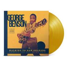 George Benson (geb. 1943): Walking To New Orleans: Remembering Chuck Berry And Fats Domino (180g) (Limited-Edition) (Yellow Vinyl), LP