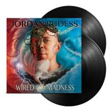 Jordan Rudess (Dream Theater): Wired For Madness (180g) (Limited-Edition), 2 LPs