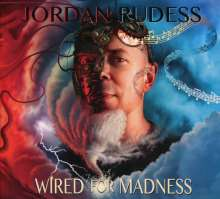 Jordan Rudess (Dream Theater): Wired For Madness, CD