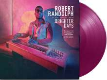Robert Randolph & The Family Band: Brighter Days (180g) (Limited Edition) (Purple Vinyl), LP
