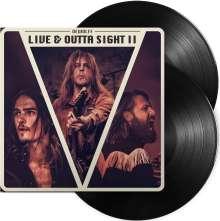 DeWolff: Live & Outta Sight II (180g), 2 LPs