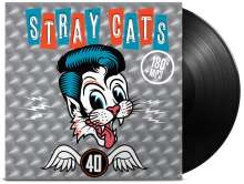 Stray Cats: 40 (180g), LP