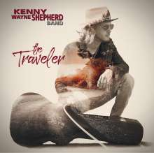 Kenny Wayne Shepherd: The Traveler, CD