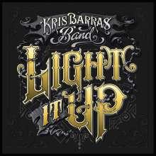 Kris Barras: Light It Up (180g) (Limited Edition) (Gold Vinyl), LP