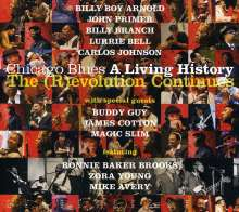 Chicago Blues: A Living History, 2 CDs