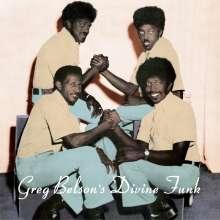 Greg Belson's Divine Funk, CD