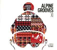 Alpine Grooves Vol.XI (Kristallhütte), CD