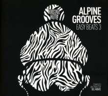Alpine Grooves Easy Beats 3 (Kristallhütte), CD