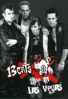 13 Cats: Live In Las Vegas 1997, DVD