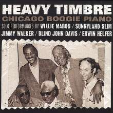 Heavy Timbre -Chicago..., CD